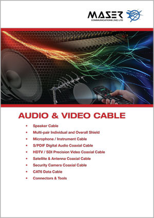 Audio and Video Catalogue