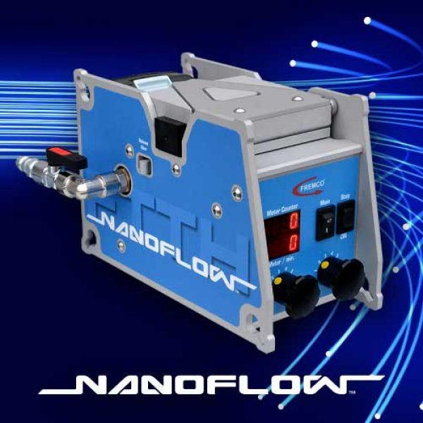 nanoflow fibre blowing machine