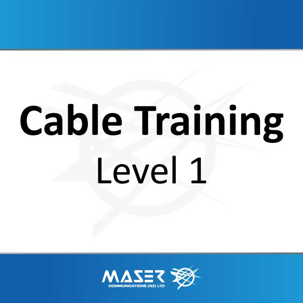 Cable-Training---Level-1
