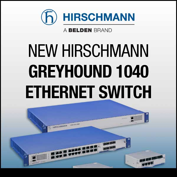 New-Hirschmann-GREYHOUND-1040-Ethernet-Switch