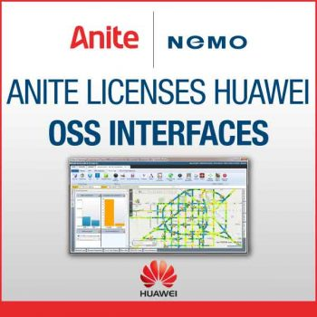 anite-licences-huawei-oss-interfaces