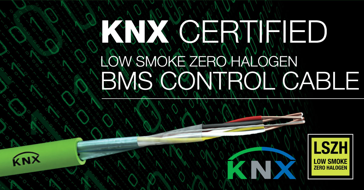 KNX Certified BMS Control Cable