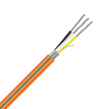 1.5 Pair, 0.22mm², 24 AWG, Foil Screen, RS485, BMS / HVAC Control Cable (MAS1.5PRS485)