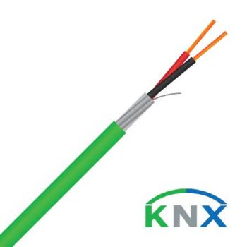 1 Pair, 0.8mm², Shielded, KNX Certified Cable (MAS1PKNX)