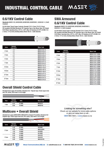 maser-quick-guide-industrial-control-cable